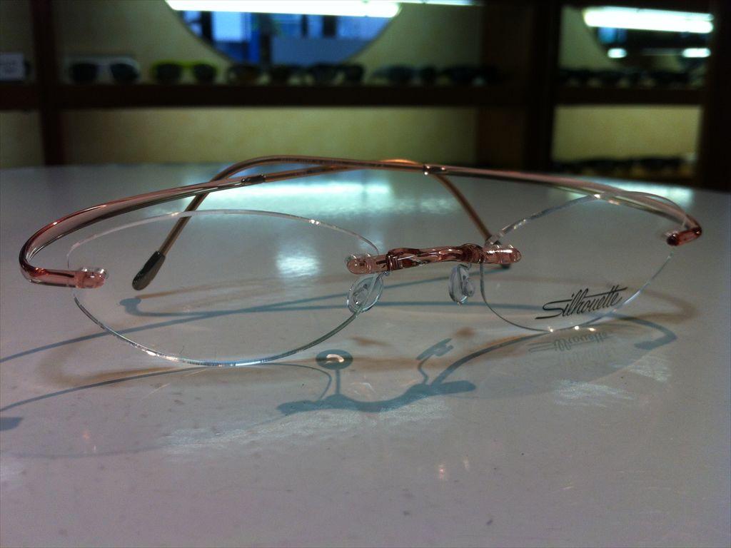 画像3: Silhoette(シルエット) SPX(エスピーエックス) メガネフレーム 49サイズ 新品