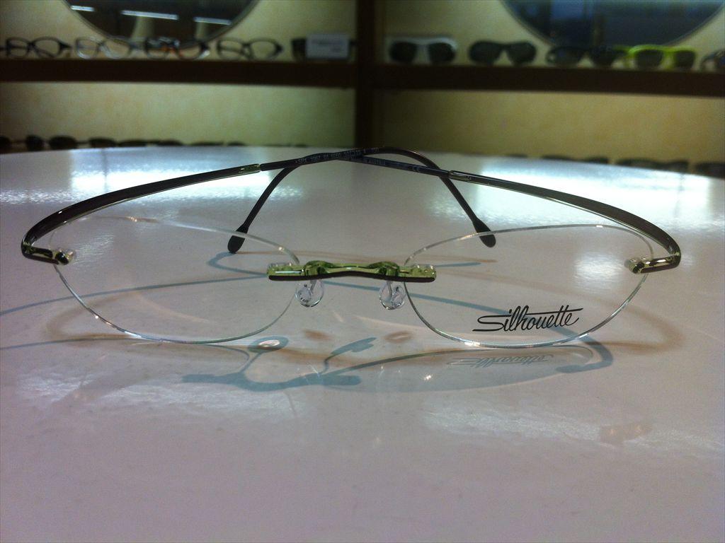 画像2: Silhoette(シルエット) SPX(エスピーエックス) メガネフレーム 50サイズ 新品