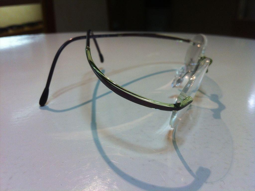 画像4: Silhoette(シルエット) SPX(エスピーエックス) メガネフレーム 50サイズ 新品