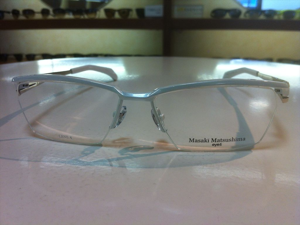 画像5: Masaki Matsushima(マサキマツシマ) メガネフレーム 57サイズ 新品