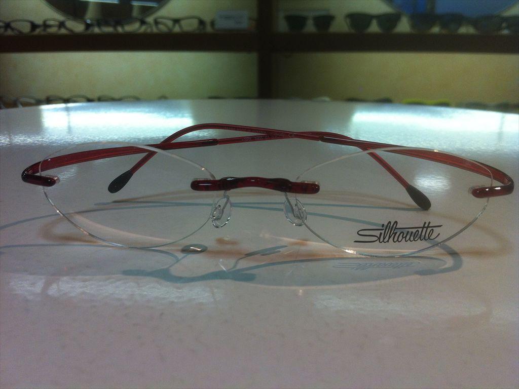 画像2: Silhoette(シルエット) SPX(エスピーエックス) メガネフレーム 49サイズ 新品