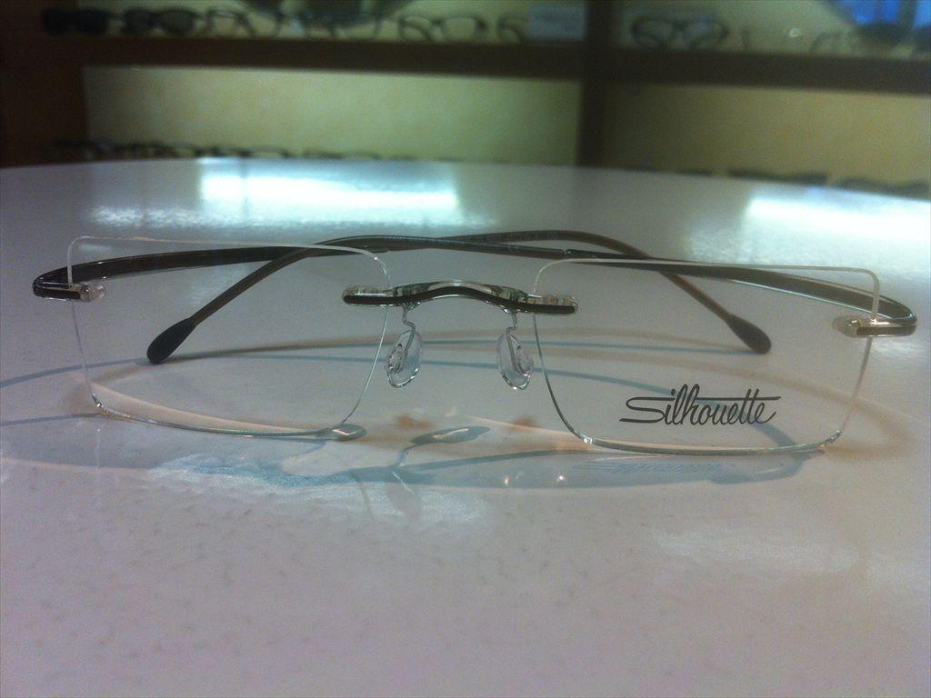 画像5: Silhoette(シルエット) SPX(エスピーエックス) メガネフレーム 47サイズ 新品