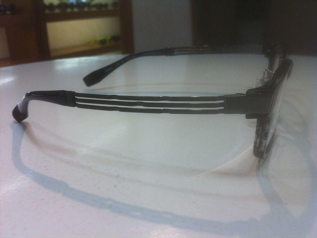 画像4: LINE ART(ラインアート) メガネフレーム 新品 紳士用 54サイズ