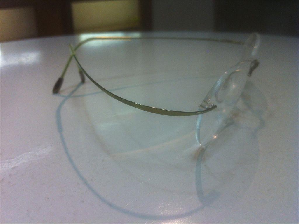 画像4: Silhoette(シルエット) TITAN MINIMAL ART(チタンミニマルアート) メガネフレーム 50サイズ 新品