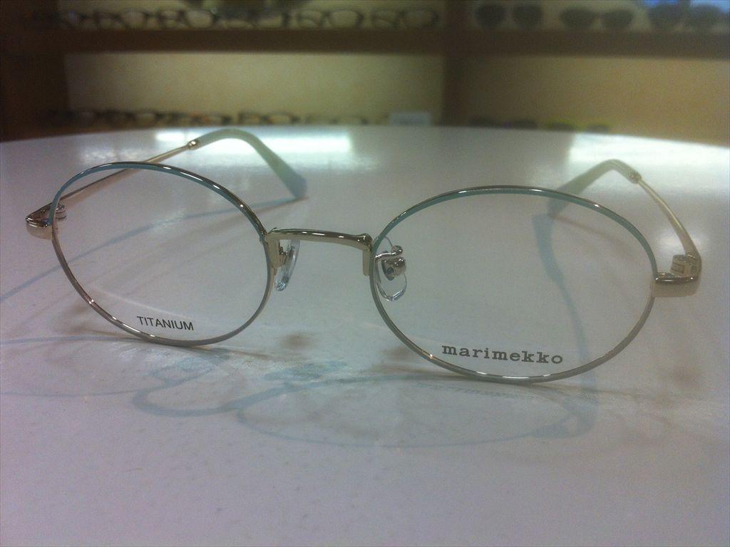 画像5: marimekko(マリメッコ) メガネフレーム 48サイズ 新品
