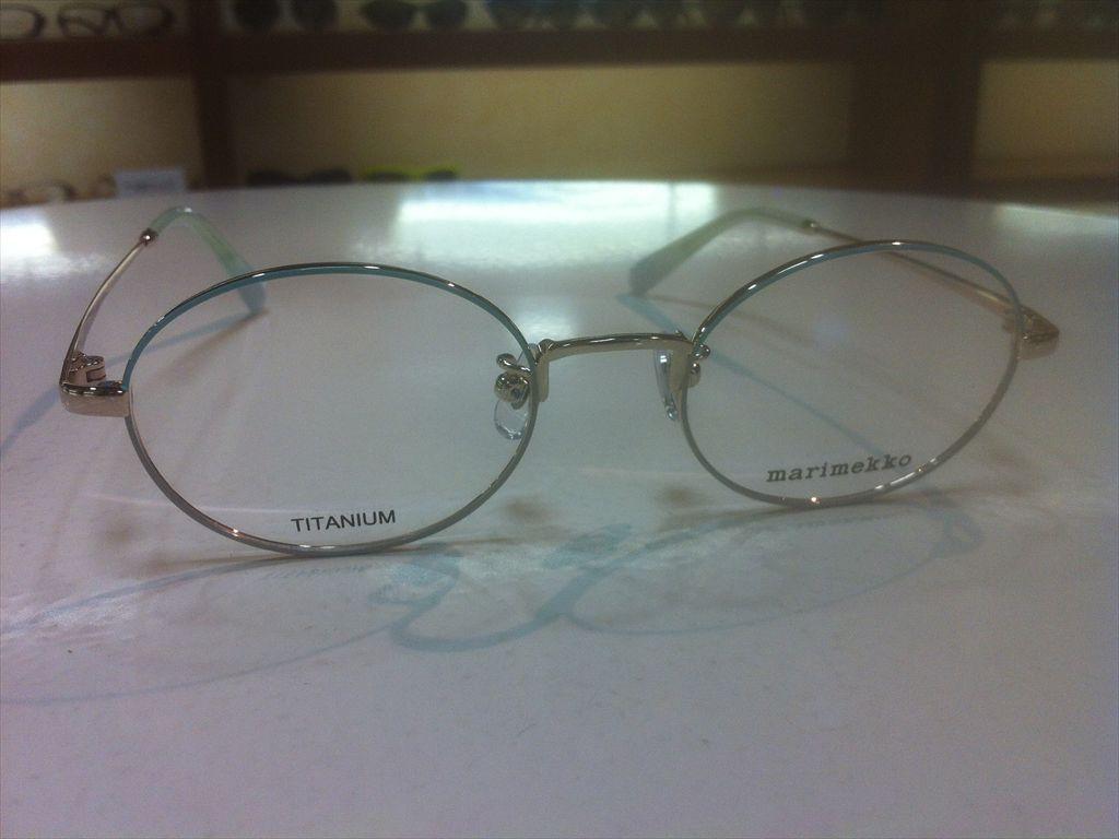 画像3: marimekko(マリメッコ) メガネフレーム 48サイズ 新品
