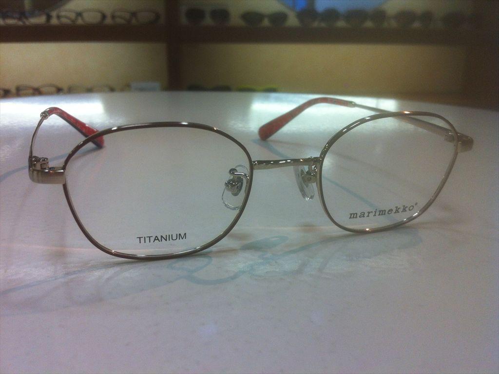 画像3: marimekko(マリメッコ) メガネフレーム 46サイズ 新品