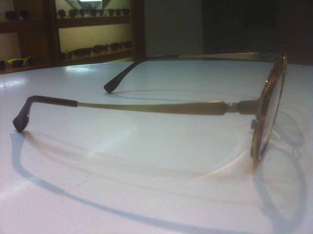 画像4: monblue(モンブルー) メガネフレーム 47サイズ 新品