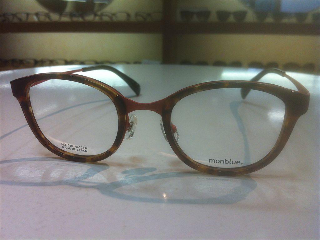 画像5: monblue(モンブルー) メガネフレーム 46サイズ 新品