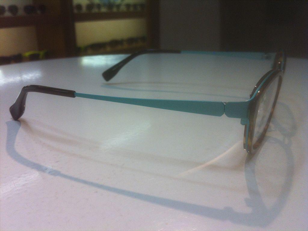 画像4: monblue(モンブルー) メガネフレーム 50サイズ 新品