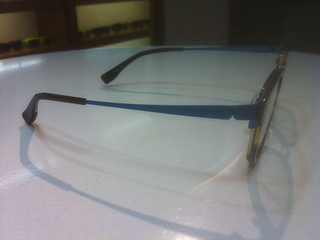 画像4: monblue(モンブルー) メガネフレーム 46サイズ 新品