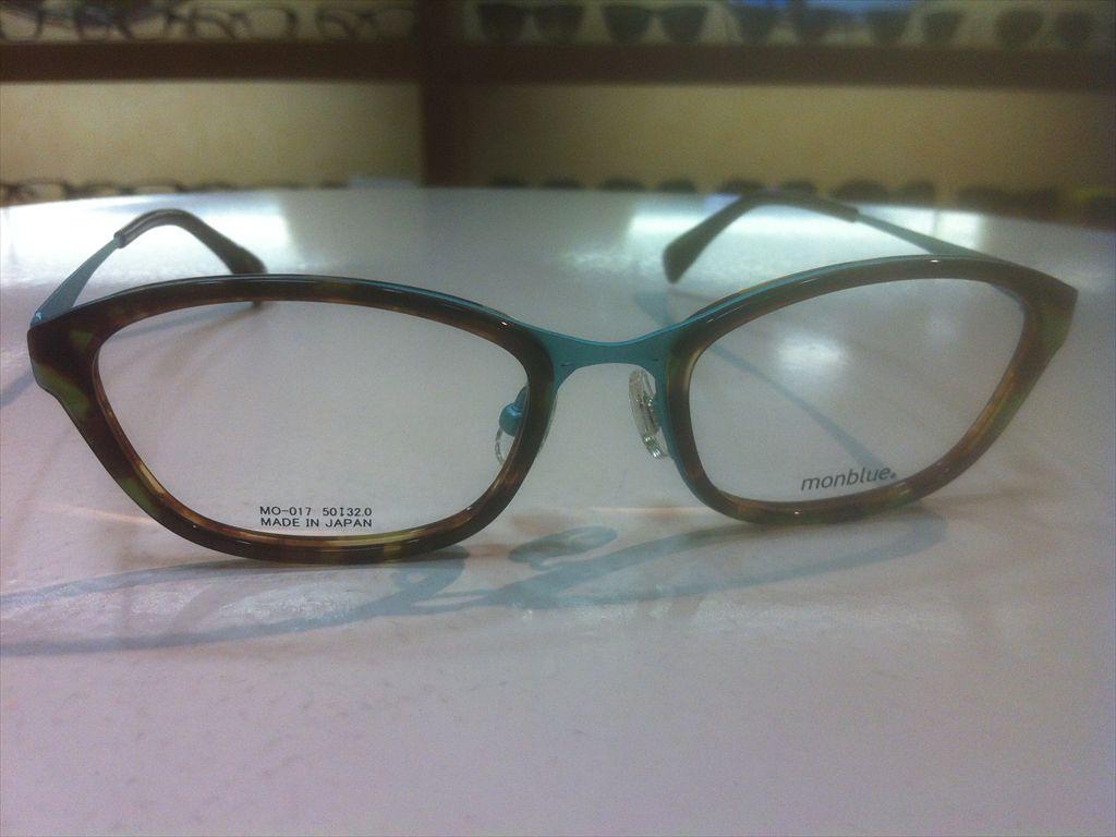 画像3: monblue(モンブルー) メガネフレーム 50サイズ 新品