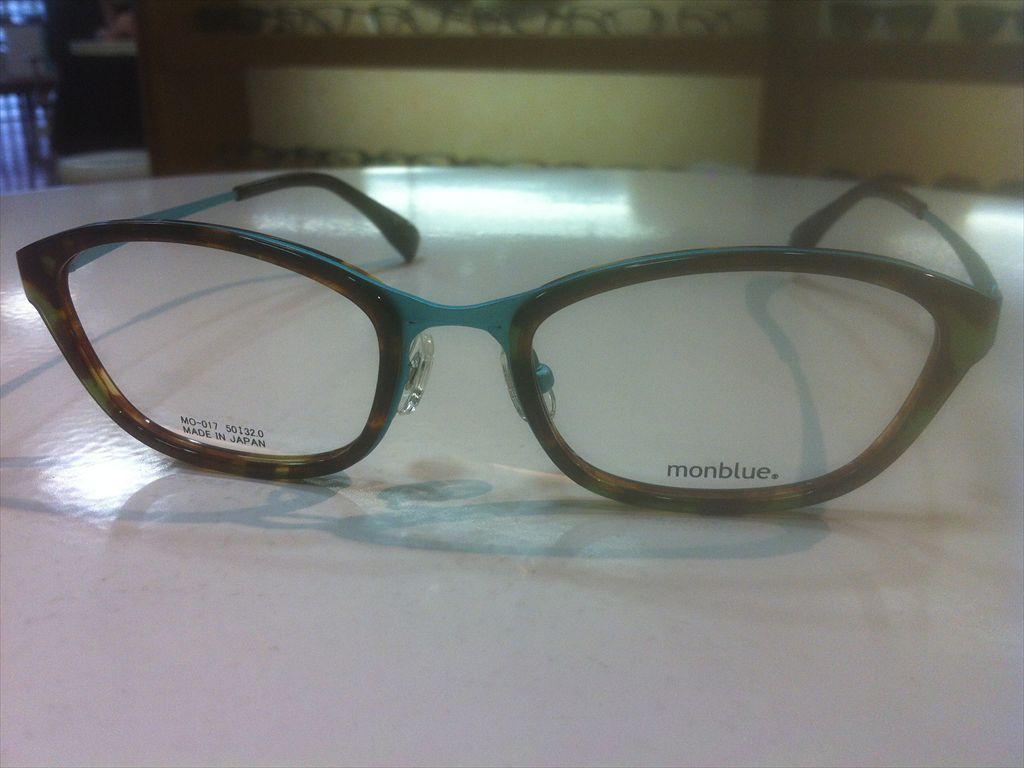 画像5: monblue(モンブルー) メガネフレーム 50サイズ 新品
