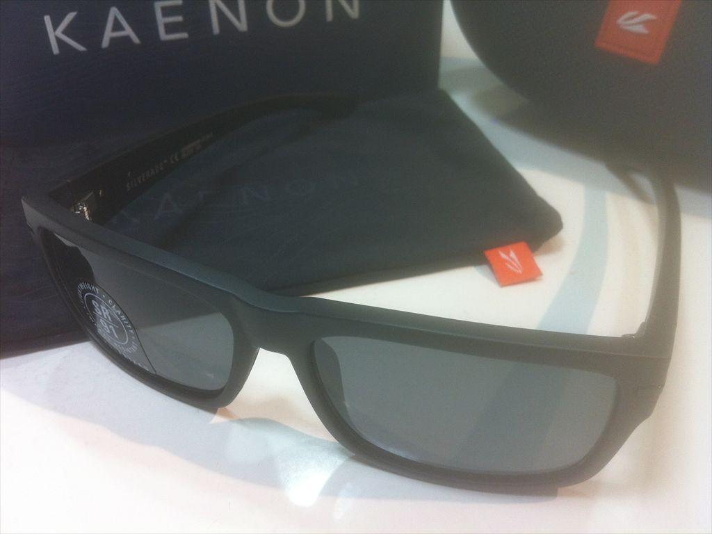 画像1: KAENON(ケーノン) SILVERADO(シルバーラド) 偏光サングラス 新品