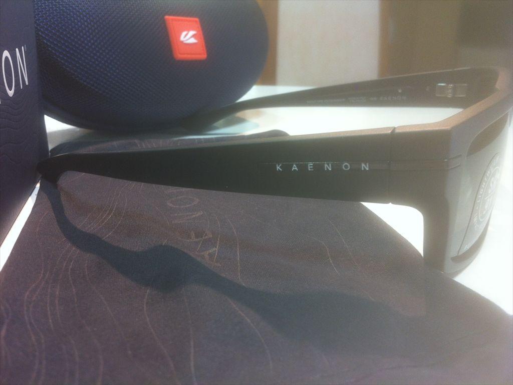 画像4: KAENON(ケーノン) SILVERADO(シルバーラド) 偏光サングラス 新品