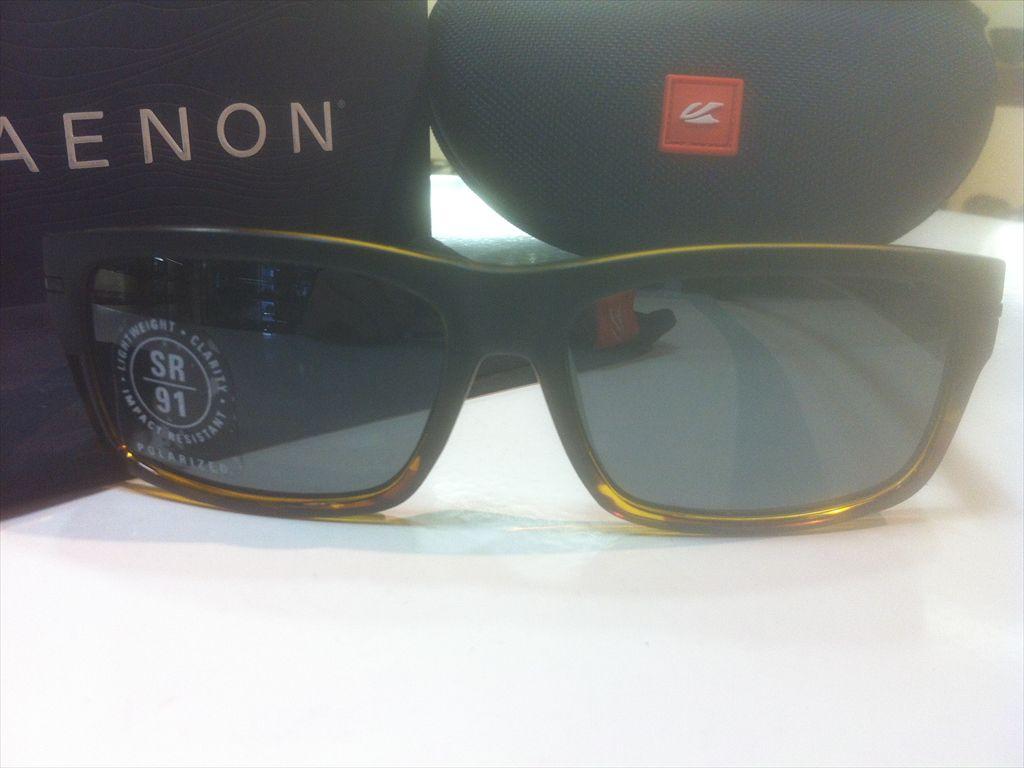 画像2: KAENON(ケーノン) SILVERADO(シルバーラド) 偏光サングラス 新品