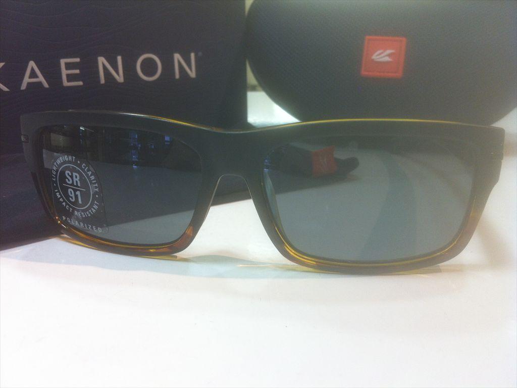 画像5: KAENON(ケーノン) SILVERADO(シルバーラド) 偏光サングラス 新品