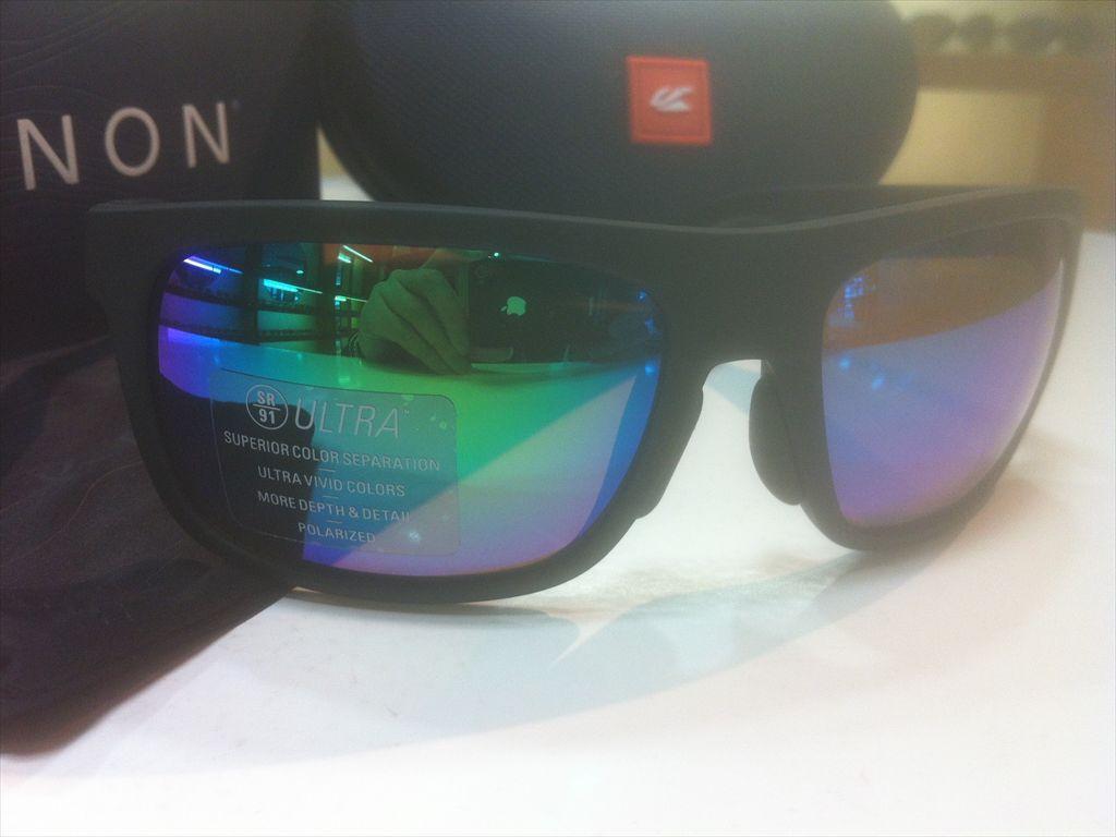 画像3: KAENON(ケーノン)  BURNET MID(バーネットミッド) 偏光サングラス 新品