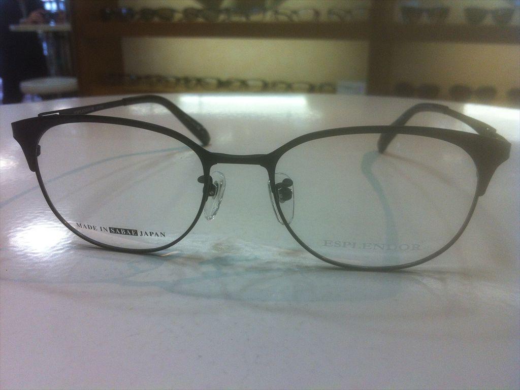 画像5: ESPLENDOR(エスプレンドール) メガネフレーム 紳士用 53サイズ 新品