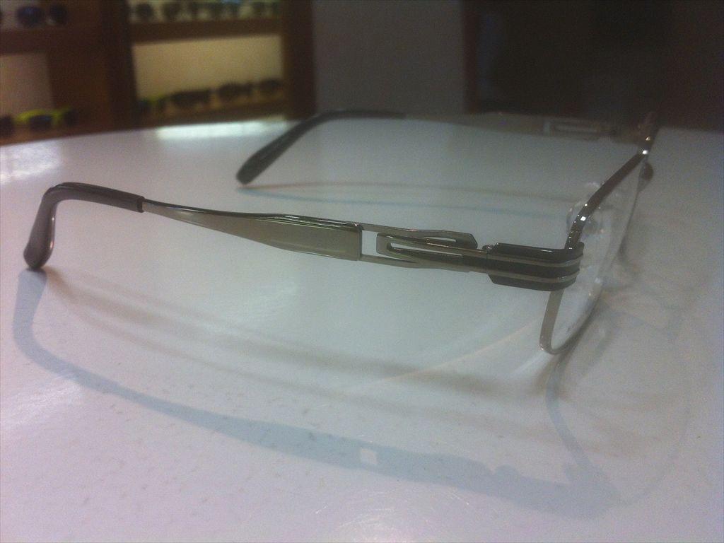 画像4: ESPLENDOR(エスプレンドール) メガネフレーム 紳士用 54サイズ 新品