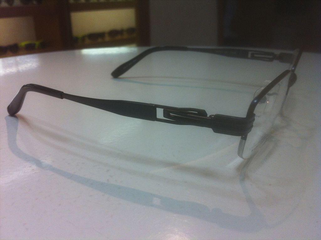 画像4: ESPLENDOR(エスプレンドール) メガネフレーム 紳士用 53サイズ 新品