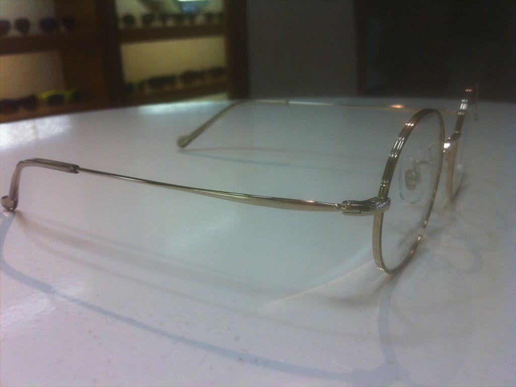画像4: John Lennon(ジョンレノン) 丸型メガネフレーム 44サイズ 新品