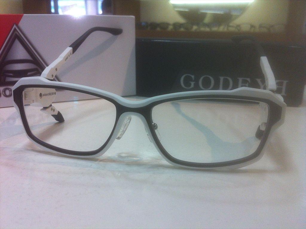 画像5: GODEYE(ゴッドアイ) ゲーミンググラス ゲーマー用メガネ 56サイズ 新品