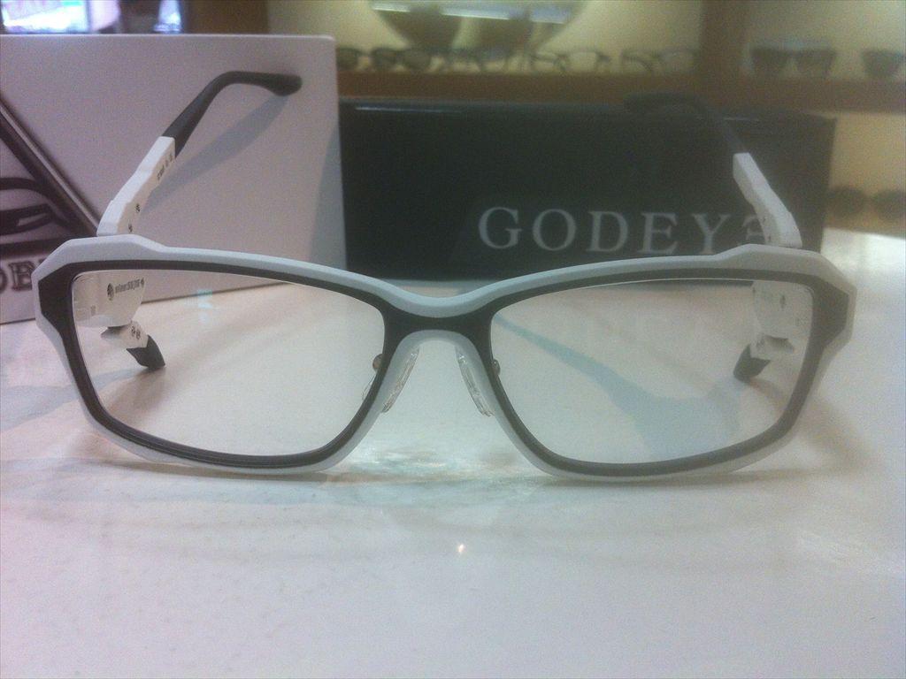 画像2: GODEYE(ゴッドアイ) ゲーミンググラス ゲーマー用メガネ 56サイズ 新品