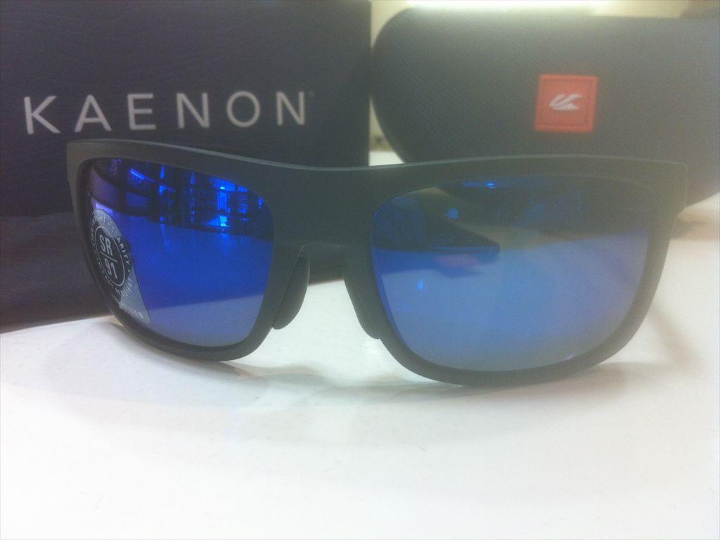 画像5: KAENON(ケーノン)  BURNET MID(バーネットミッド) 偏光サングラス 新品