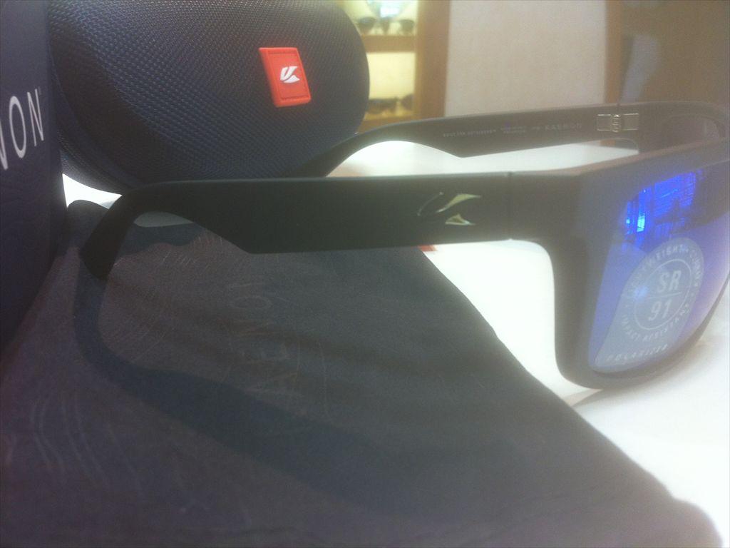 画像4: KAENON(ケーノン)  BURNET MID(バーネットミッド) 偏光サングラス 新品