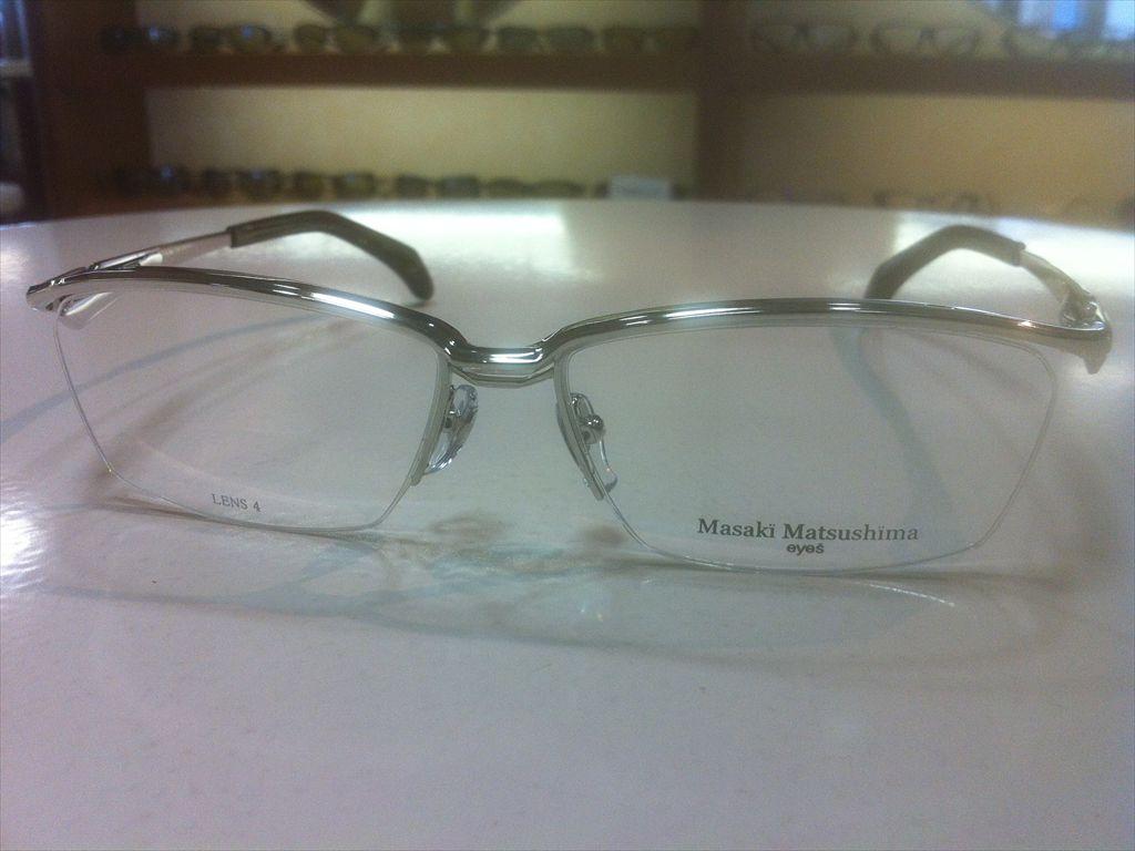 画像5: Masaki Matsushima(マサキマツシマ) メガネフレーム 58サイズ 新品