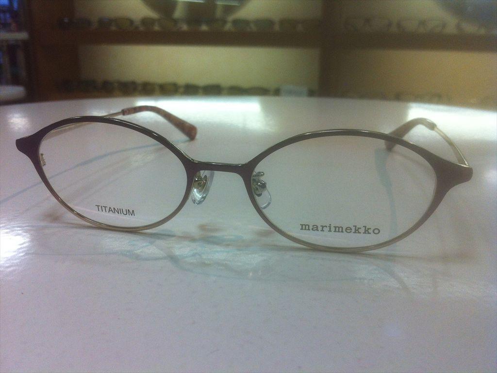 画像5: marimekko(マリメッコ) メガネフレーム 50サイズ 新品