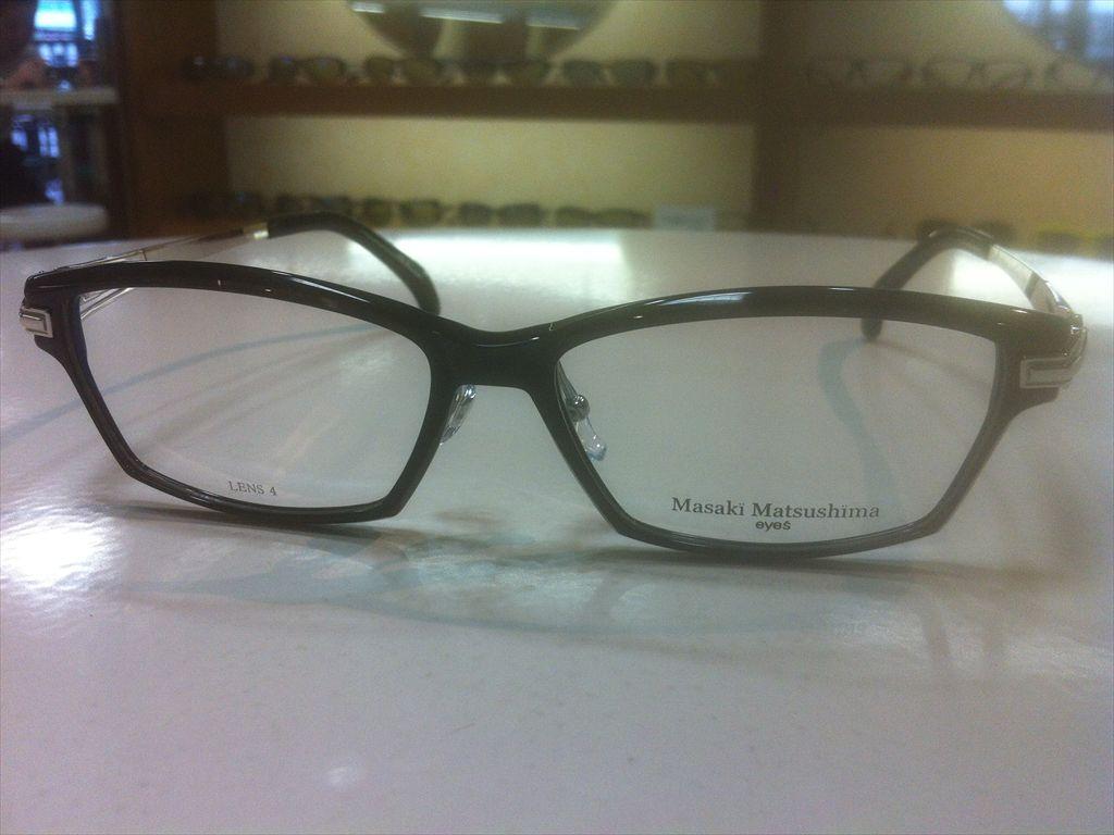 画像5: Masaki Matsushima(マサキマツシマ) メガネフレーム 56サイズ 新品
