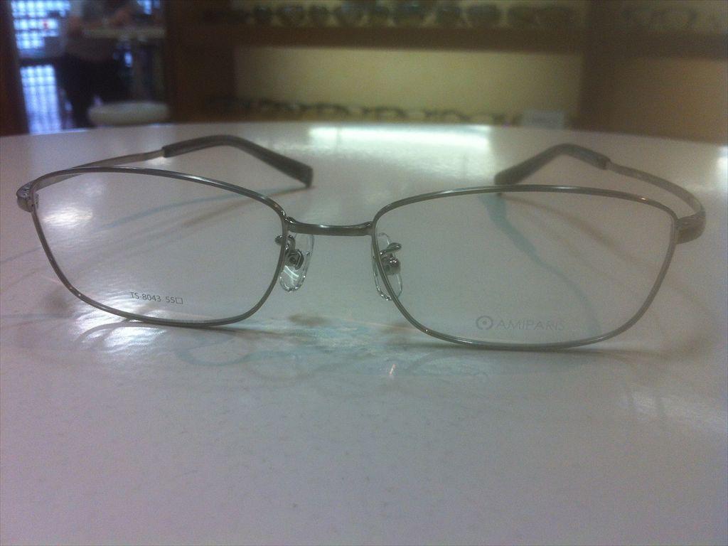 画像5: AMIPARIS(アミパリ) メガネフレーム 55サイズ 新品