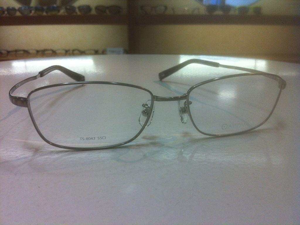 画像3: AMIPARIS(アミパリ) メガネフレーム 55サイズ 新品