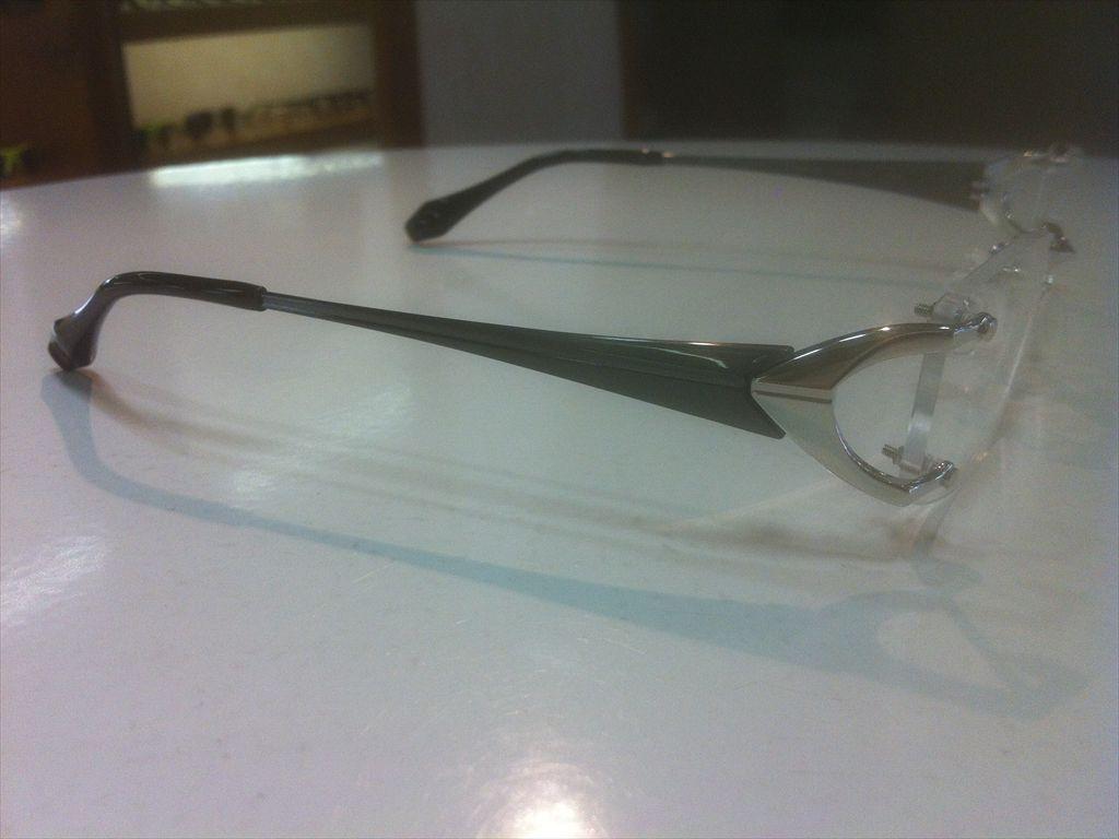 画像4: KATHARINE HAMNETT LONDON(キャサリンハムネットロンドン) メガネフレーム 54サイズ 新品