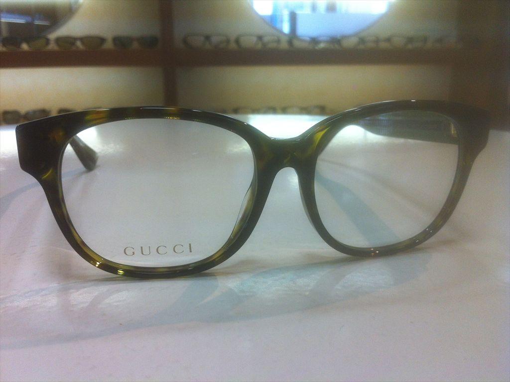 画像3: GUCCI(グッチ) メガネフレーム 新品 53サイズ