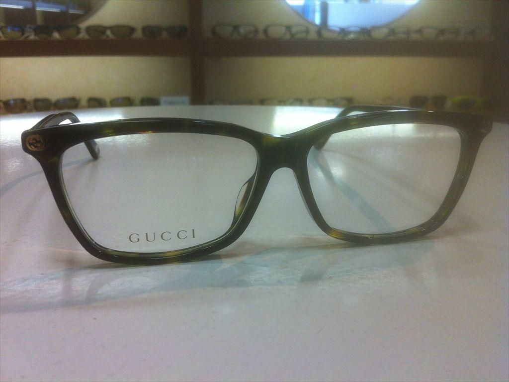 画像3: GUCCI(グッチ) メガネフレーム 新品 55サイズ