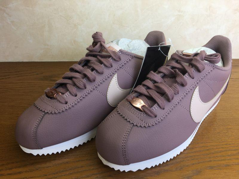 画像4: NIKE(ナイキ)  CLASSIC CORTEZ LEATHER(クラシックコルテッツレザー) スニーカー 靴 ウィメンズ 新品 (5)