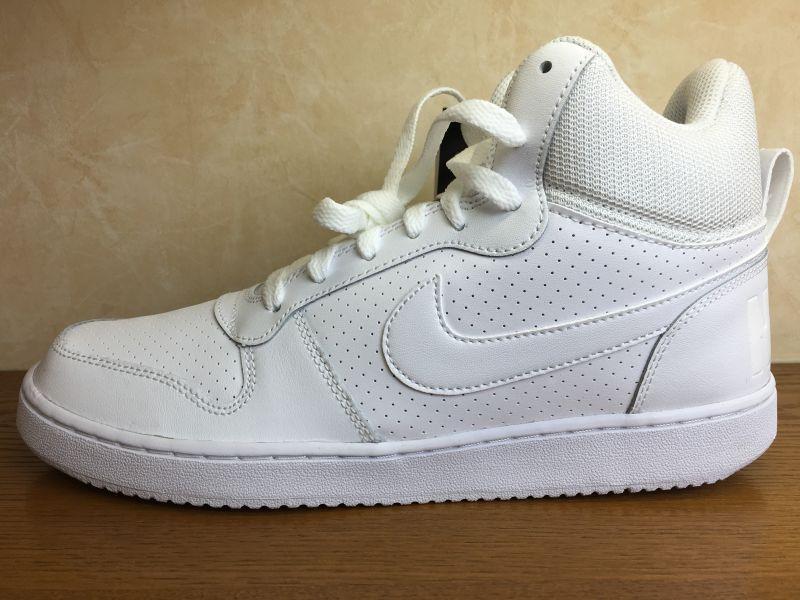 画像1: NIKE(ナイキ)  COURT BOROUGH MID(コートバーロウMID) スニーカー 靴 メンズ 新品 (13)