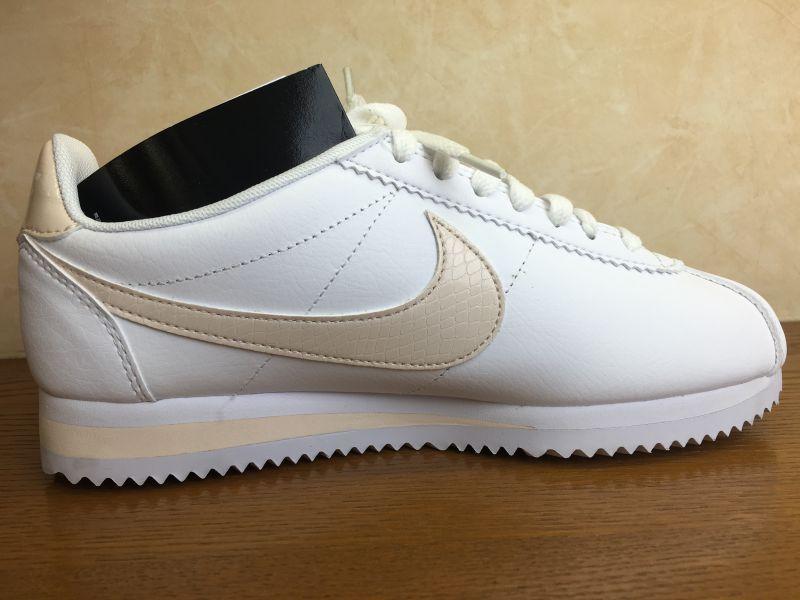 画像2: NIKE(ナイキ)  CLASSIC CORTEZ LEATHER(クラシックコルテッツレザー) スニーカー 靴 ウィメンズ 新品 (16)