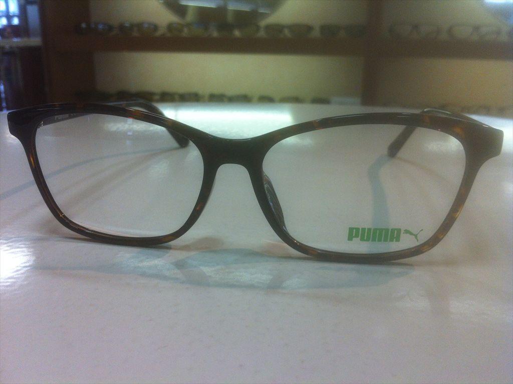 画像5: PUMA(プーマ) メガネフレーム 新品 54サイズ