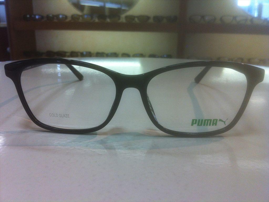 画像2: PUMA(プーマ) メガネフレーム 新品 54サイズ