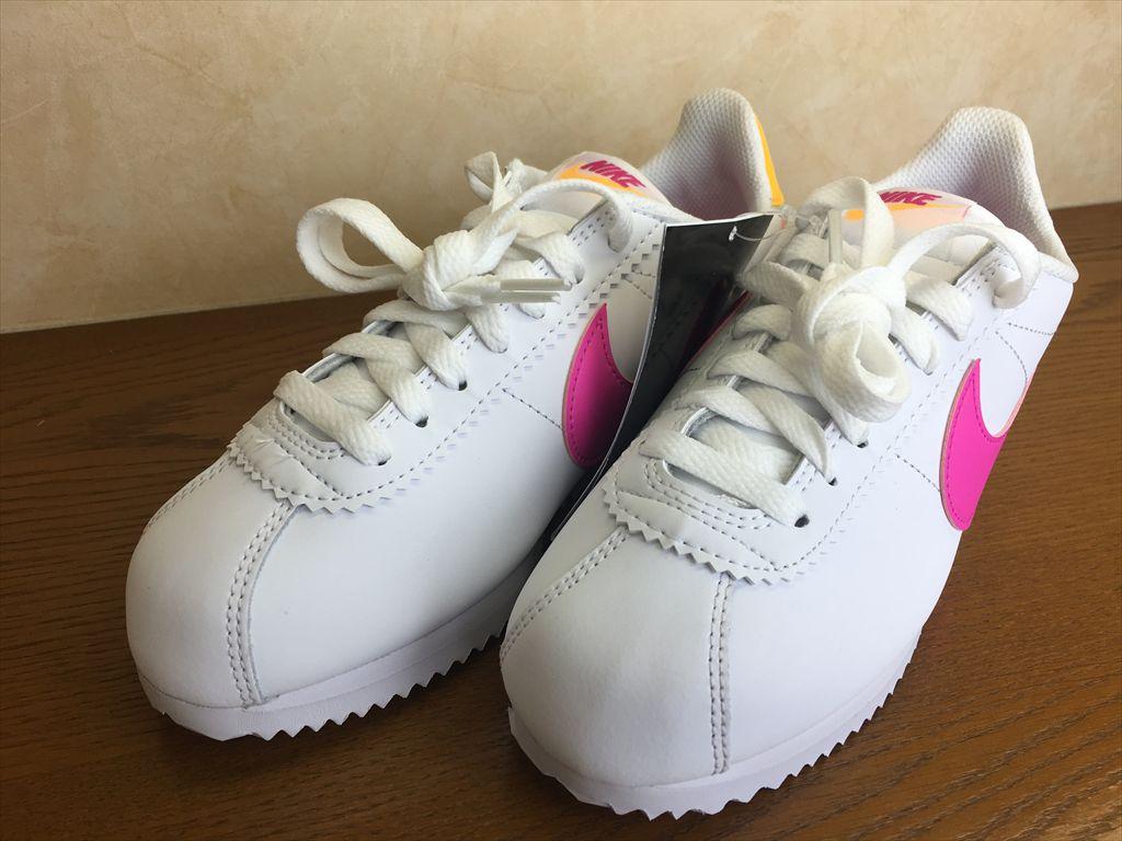 画像4: NIKE(ナイキ)  CLASSIC CORTEZ LEATHER(クラシックコルテッツレザー) スニーカー 靴 ウィメンズ 新品 (33)