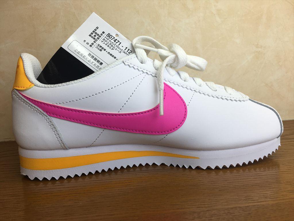 画像2: NIKE(ナイキ)  CLASSIC CORTEZ LEATHER(クラシックコルテッツレザー) スニーカー 靴 ウィメンズ 新品 (33)