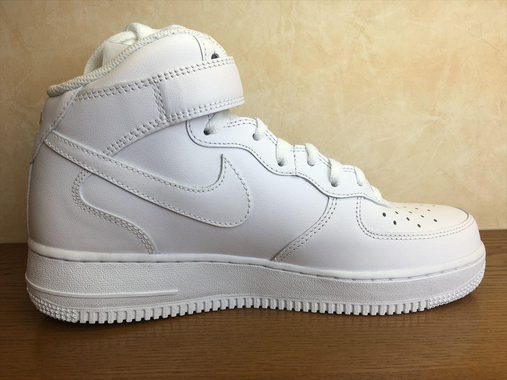 画像2: NIKE(ナイキ)  AIR FORCE 1 MID '07(エアフォース1MID'07) スニーカー 靴 メンズ 新品 (45)