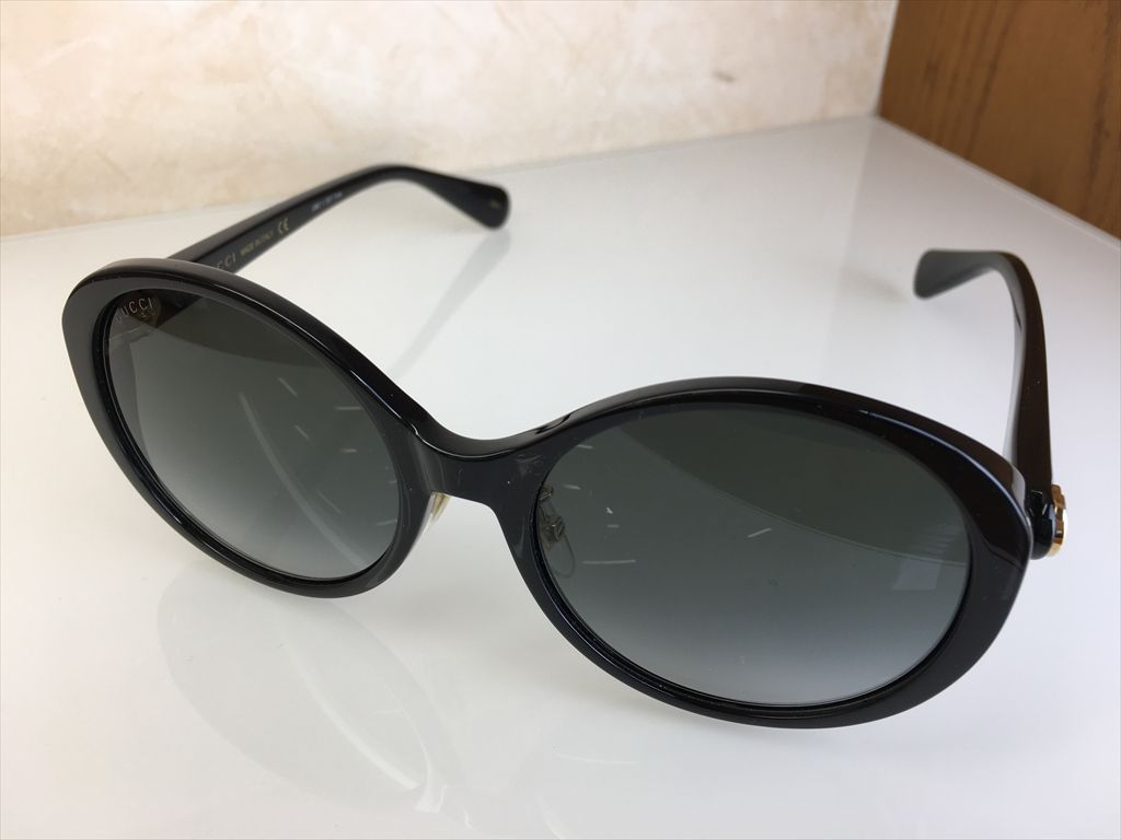 画像1: GUCCI(グッチ) ブランドサングラス 56サイズ 新品