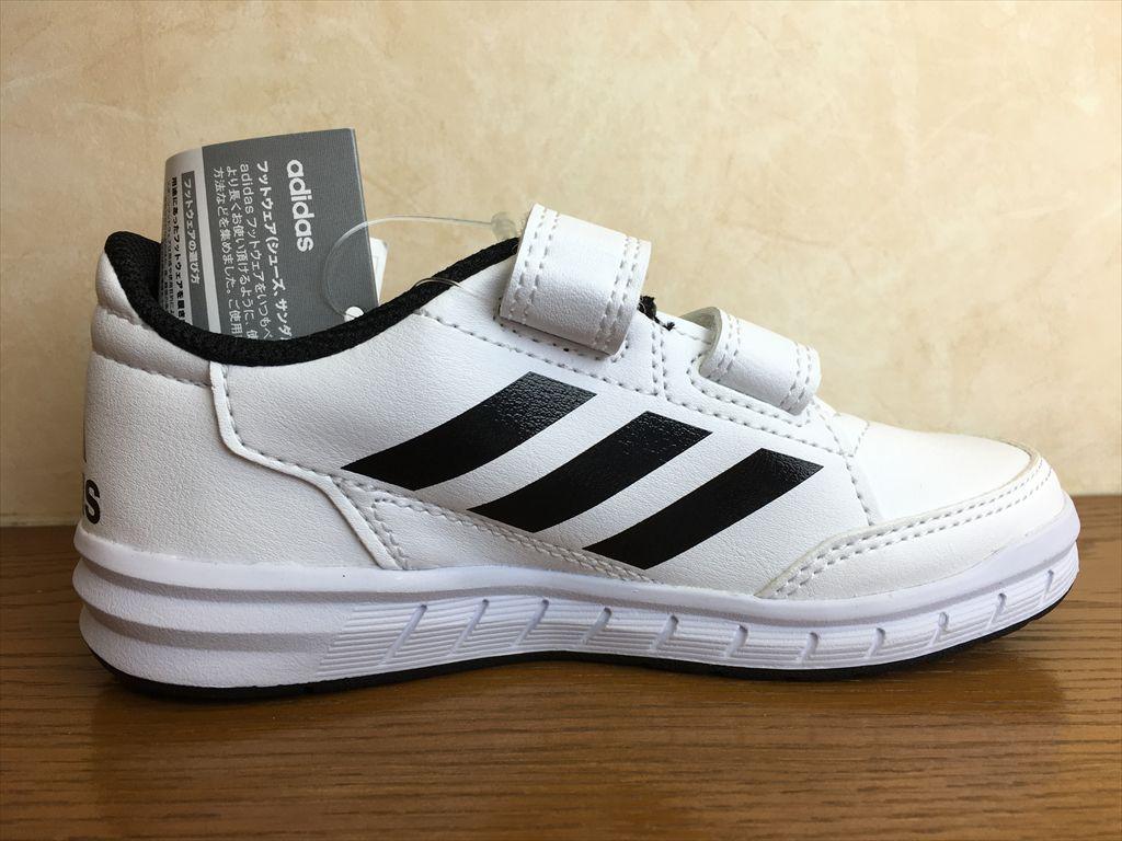 画像2: adidas(アディダス)  AltaSport CF K(アルタスポーツ CF K) スニーカー 靴 キッズ・ジュニア 新品 (85)