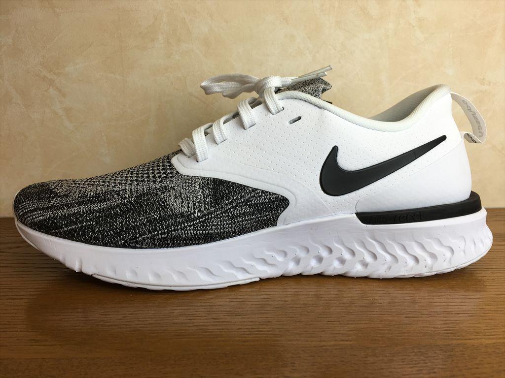画像1: NIKE(ナイキ)  ODYSSEY REACT 2 FLYKNIT(オデッセイリアクト2フライニット) スニーカー 靴 メンズ 新品 (91)