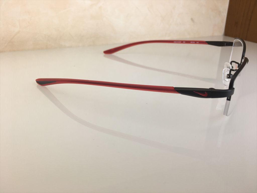 画像4: NIKE(ナイキ) スポーツ系メガネフレーム 53サイズ 新品